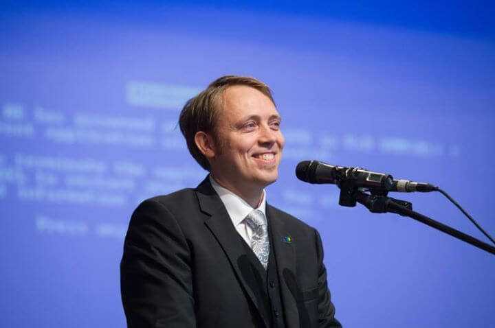 Keynote Innovation und Bildung von Dr. Ingo Dahm