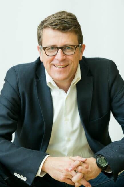 Keynote Speaker Digitalisierung und Innovation Patrick Stähler