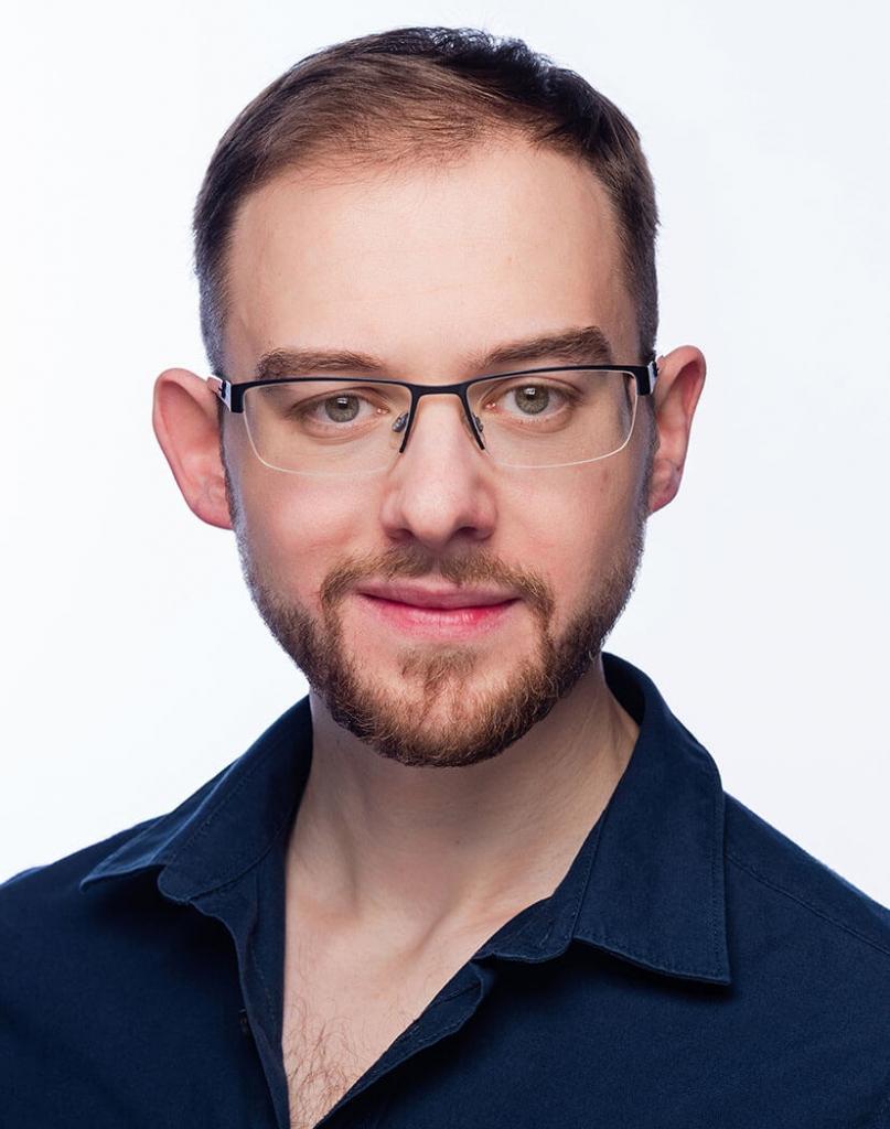 Benjamin Eidam Speaker Transhumanismus und KI
