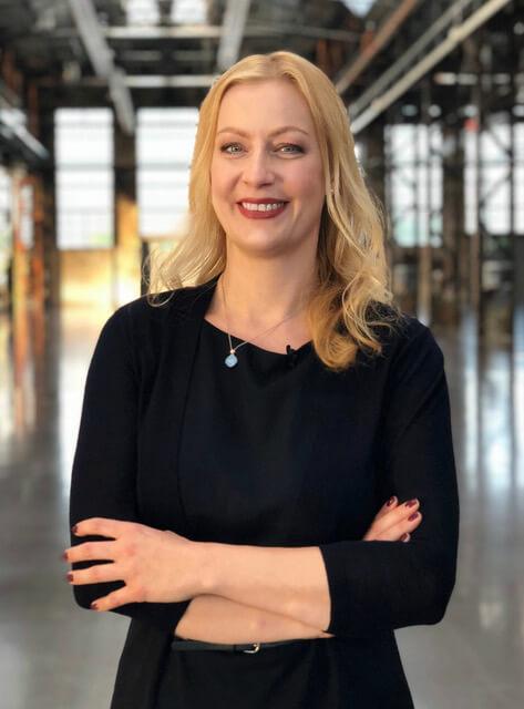 Carmen Hentschel Geschäftsführerin Future Shapers