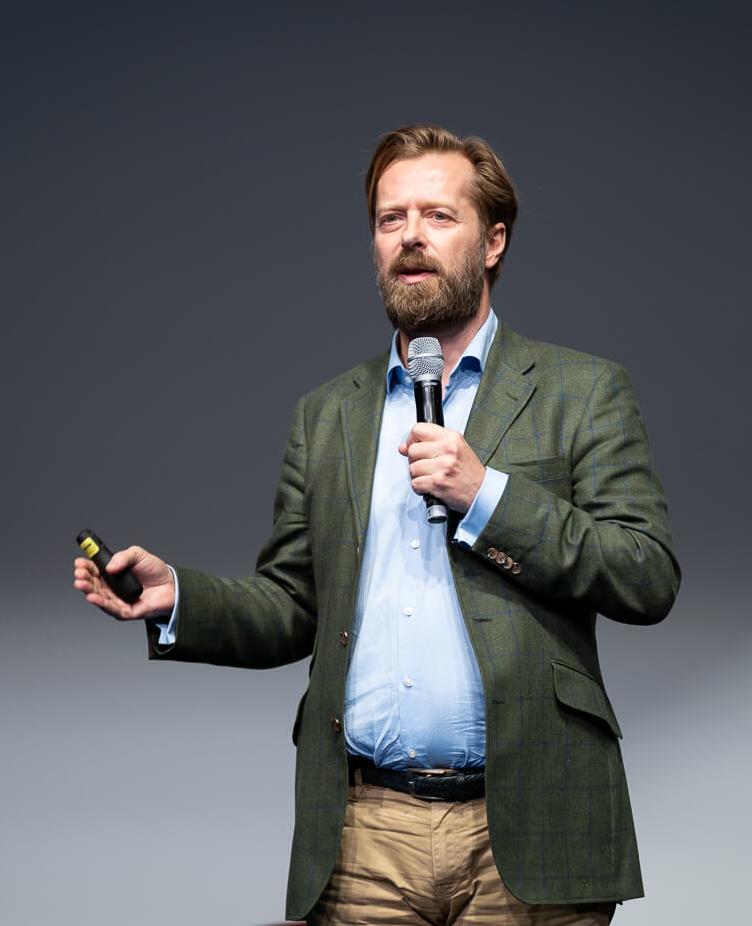 Keynote Speaker Gesundheit Bart Witte