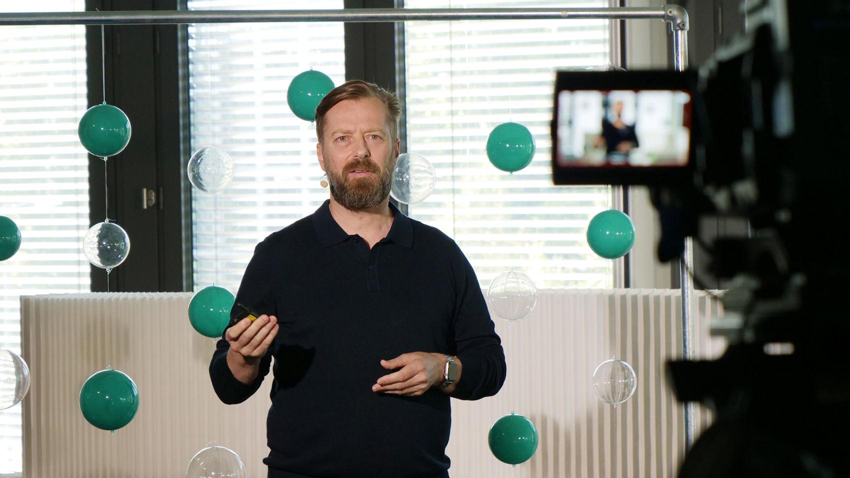Keynote Speaker Zukunft der Medizin und Digital Health Bart de Witte bei Future Shapers